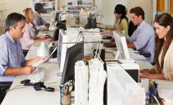 Pime kontor tekitab tervisehädasid