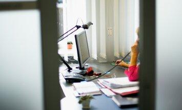 Vabade töökohtade arv Eestis kasvab.