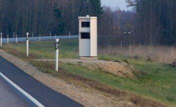 Risti-Virtsu maanteele tuleb kaks kiiruskaamerat