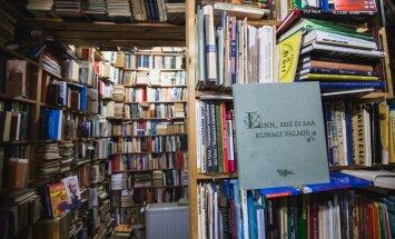 Raamatukaupluses Vanaraamat lähevad kõige paremini müügiks nõukogudeaegsed raamatud.