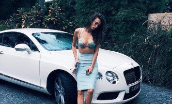 Armastus käib raha kaudu: 55-aastane ärimees kinkis oma 18-aastasele mõrsjale hirmkalli luksusauto