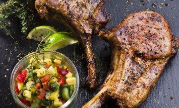 Nende nippide abil valmib grilliroogade kuningas – suus sulav steik