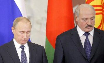 Putin ja Lukašenka