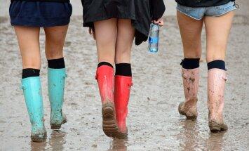 APTOPIX Britain Glastonbury Music Festival Day 3