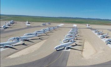 Teruel: Hiiglaslik lennuväli Hispaanias, kuhu lennukid viiakse magama