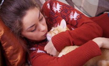 Kas kass näeb inimeses ainult toitjat või ka sügavamad sõprussuhted võimalikud?