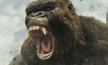 """TREILER: """"Kong: Pealuu saar"""" paneb hiidahvi võitlema nii inimeste kui ka koletistega"""