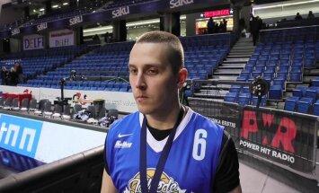 DELFI VIDEO: Tähtede mängu MVP Veideman: oli äge korvpalliõhtu!