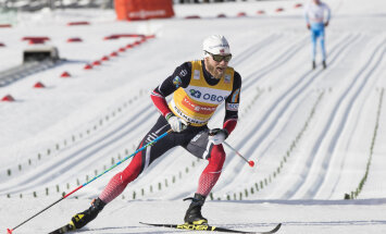 VIDEO: Sundbyle sõitis Norra maratonil mootorsaan otsa