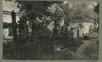 Kopli kalmistu 1920. aastatel