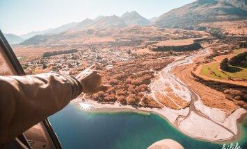 Видео Hilife: Новая Зеландия — полеты во сне и наяву