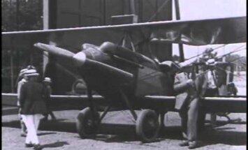 Fordi käsu peale: Esimene lennuväli maailmas, mis kõva kattega maandumisraja sai