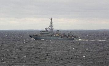 FOTO: Eestlane märkas Eesti ja Soome vahel väidetavalt tipptehnoloogiaga varustatud Venemaa luurelaeva