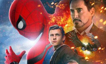 """TREILER: Marvel ei hoia end tagasi - """"Ämblikmees: Kojutulek"""" on massiivne"""