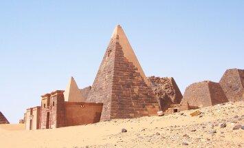 Millises maailma riigis asub enim püramiide? Vihje: see pole Egiptus