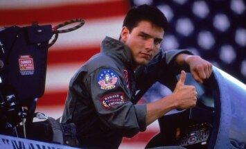 Iga näitleja eeskuju: 8 fakti Tom Cruise'i elust, mis teevad temast Hollywoodi suurima staari