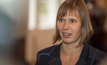 Kersti Kaljulaid: mu mees tegi salajast tööd