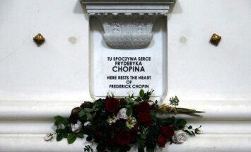 Отдельно захороненное сердце Шопена раскрыло тайну смерти композитора