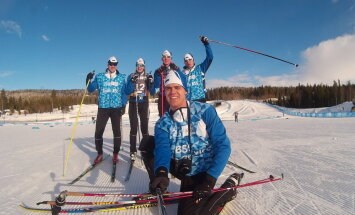 Eesti suusakrossisõitjad pääsesid noorte taliolümpial 30 parema hulka