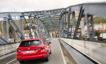 Uus Opel Astra Sports Tourer, argielu praktiline teekaaslane