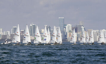 Miamis algas teine purjetamise MK-etapp