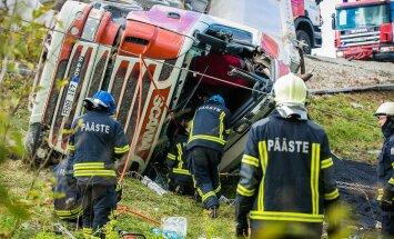 Liiklusõnnetus Raplamaal, Hagudis