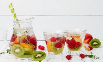 Lisandeid kombineerides saate uut moodi maitsevee.