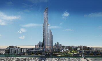 Basra 1152 meetri kõrgusest püstlinnast, mida nimetatakse Pruudiks, saaks maailma kõrgeim ehitis.