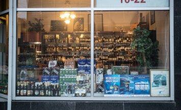 Kui seadus 2018. aastal jõustub, tuleb poepidajal kirev alkoholivalik ilmselt möödakäijate silma alt ära peita.