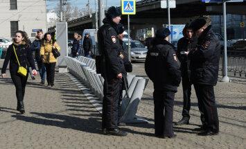 Moskvas kinni peetud politseinikud kasutasid lapsi peibutisena, et pedofiilidelt raha välja pressida