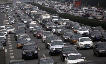Nendega hiinlased sõidavad: Kümme ostetuimat sõiduautot Hiinas tänavu