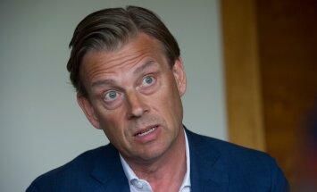 Michael Wolf.Swedbank.President
