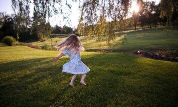 Luba enda lapsel mängida! Vaid nõnda areneb temast mõtlev inimene