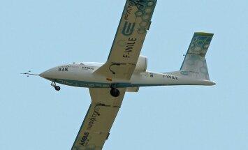 Airbusi E-Fan: ajalugu saab teha ka väikese elektrilennukiga