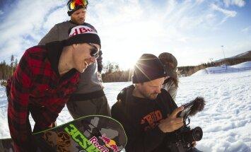 Maailma tippu kuuluv lumelaudur Eero Ettala avab Eesti lumelauahooaja karmi filmilinastuse ja traditsioonilise peoga