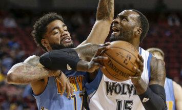 11 PÄEVA NBA HOOAJA ALGUSENI: Ennustus: Timberwolvesi tulevikutegijad võidavad põhihooajal 50 mängu