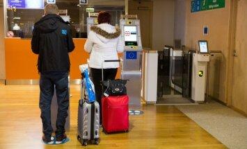 Orlandos saavad viisavabad reisijad esimest korda USA-sse siseneda automaatse passikontrolliga