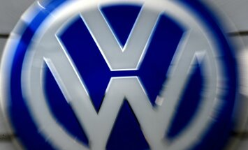 Volkswageni logo.