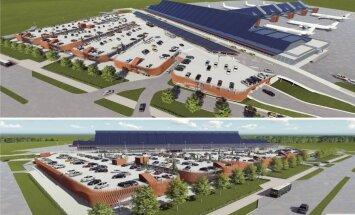 Tänavu on lennujaamas terendamas mitu olulist ehitustegevust.