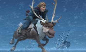 "Disney menukas animafilm ""Frozen"" tekitab Norras ootamatuid probleeme"