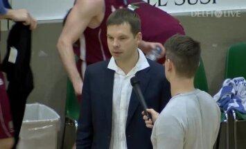 DELFI VIDEO: Raido Roos: tase ongi selline, et Läti kuues meeskond on meist kõvem