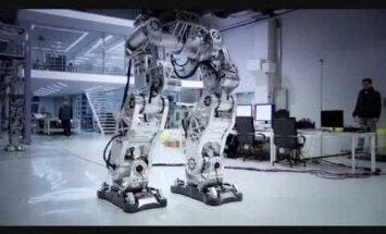 Tõeline monstrum: hiidrobot METHOD-2, mille juhtimiseks tuleb selle sisse ronida