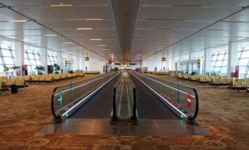 В Рижском аэропорту за 1,2 млн евро построят траволатор для пассажиров