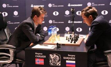 Carlsen vs Karjakin