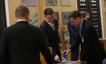 OTSEPILT: Riigikogu valib täna Taavi Rõivase riigikogu aseesimeheks