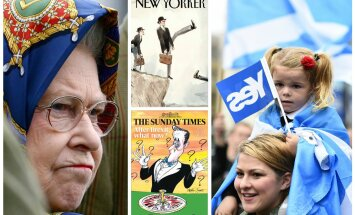 OTSEBLOGI: Šotimaa ähvardab Suurbritannia lahkumisele veto panna, Merkeli kabinet soovitab brittidel otsust veel kaaluda