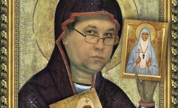Illustratsiooniks kasutatud ikoonid ei pärine siiski Aleksandr Kornilovi kogust.