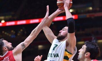 Leedu ja Ukrainaga kokku loositud Gruusia korvpallijuht: oleks lõbus, kui meiega mängiks ka Venemaa