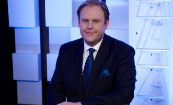 """Alates 18. jaanuarist on Urmas Vaino ETV ekraanil igal kolmapäevaõhtul juhtimas uut vestlussaadet """"Suud puhtaks""""."""