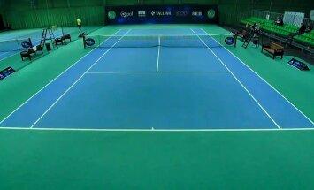 VIDEO: Tenniseturniiri Paf Open kolmas päev täispikkuses